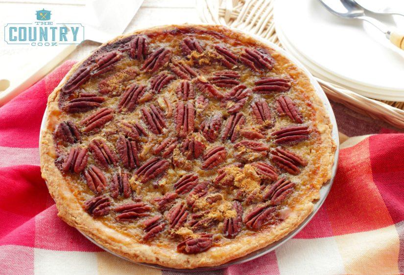 Homemade-Pecan-Pie